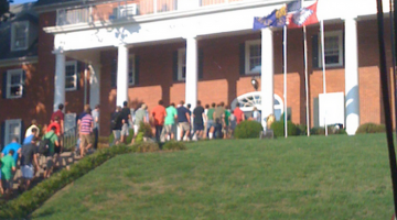 fraternity rush admission fee