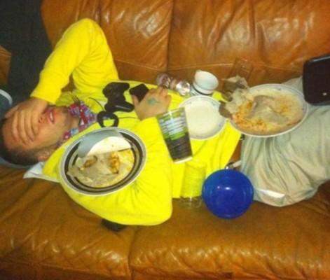 drunk food