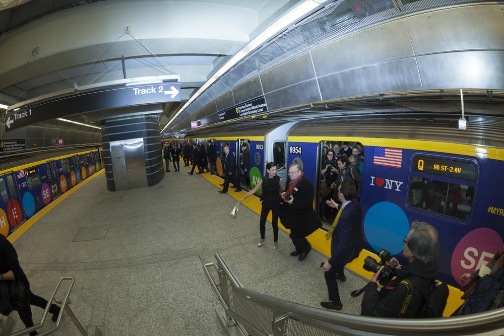 sunday scaries subway