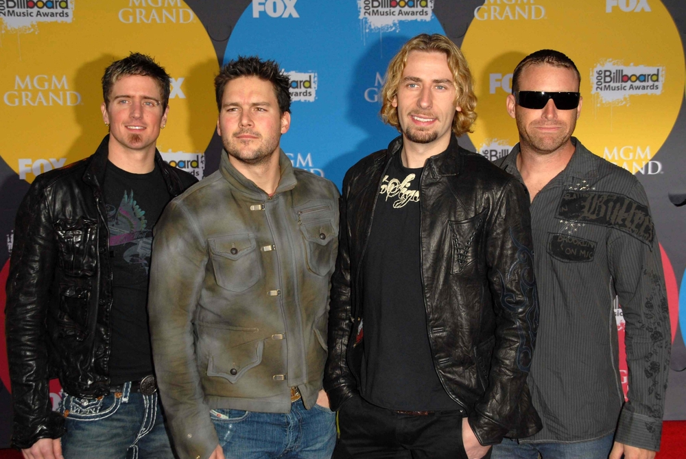 nickelback beatles