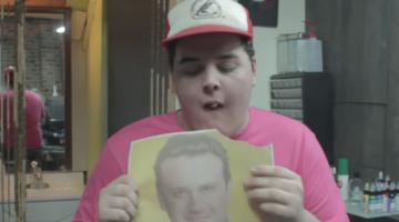 psycho jason segel superfan photo eat