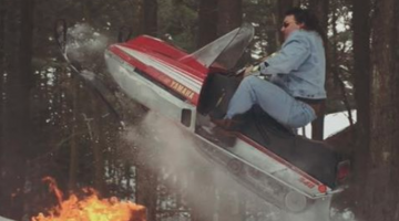 larry enticer mullet snowmobile