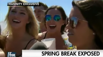 spring break FOX News video report