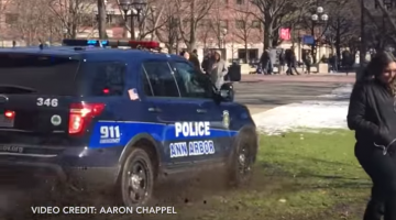 university of michigan police chase campis