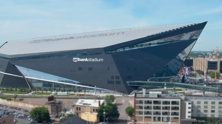 u.s. bank stadium minnesota vikings