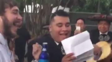 post malone rich chigga mariachi congratulations