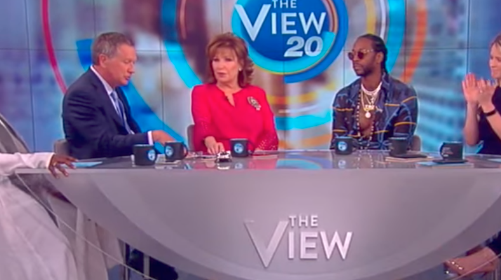 john kasich 2 chainz the view interview