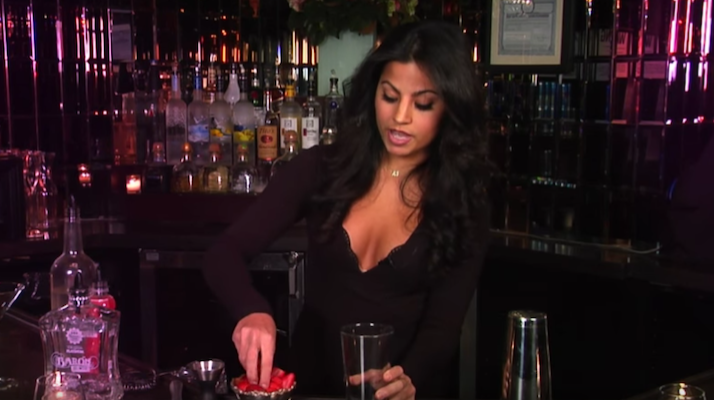 sexy bartender tips
