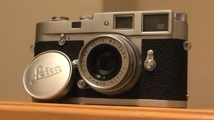 leica college student thrift store