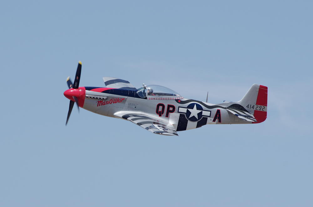 p-51 mustang world war ii plane