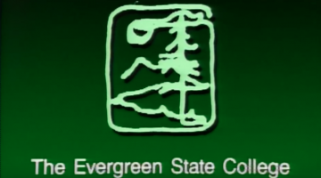 evergreen state college student protest racist