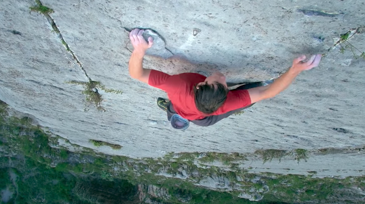 alex honnold free solo climb
