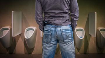 urinal pee employment