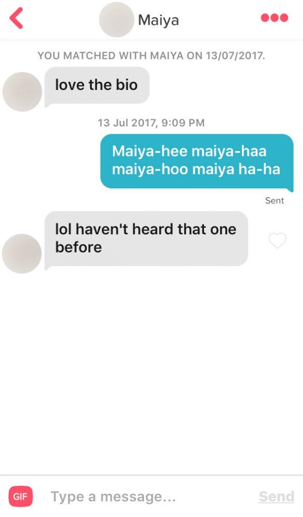 maiya