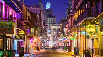 new orleans most frat city