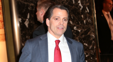 anthony scaramucci white house communications director