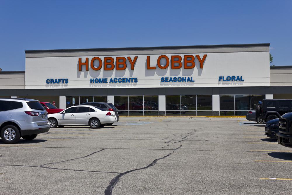 hobby lobby artifacts