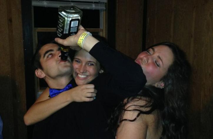 nickname college drinking