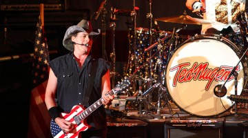 ted nugent david crosby anger twitter beef