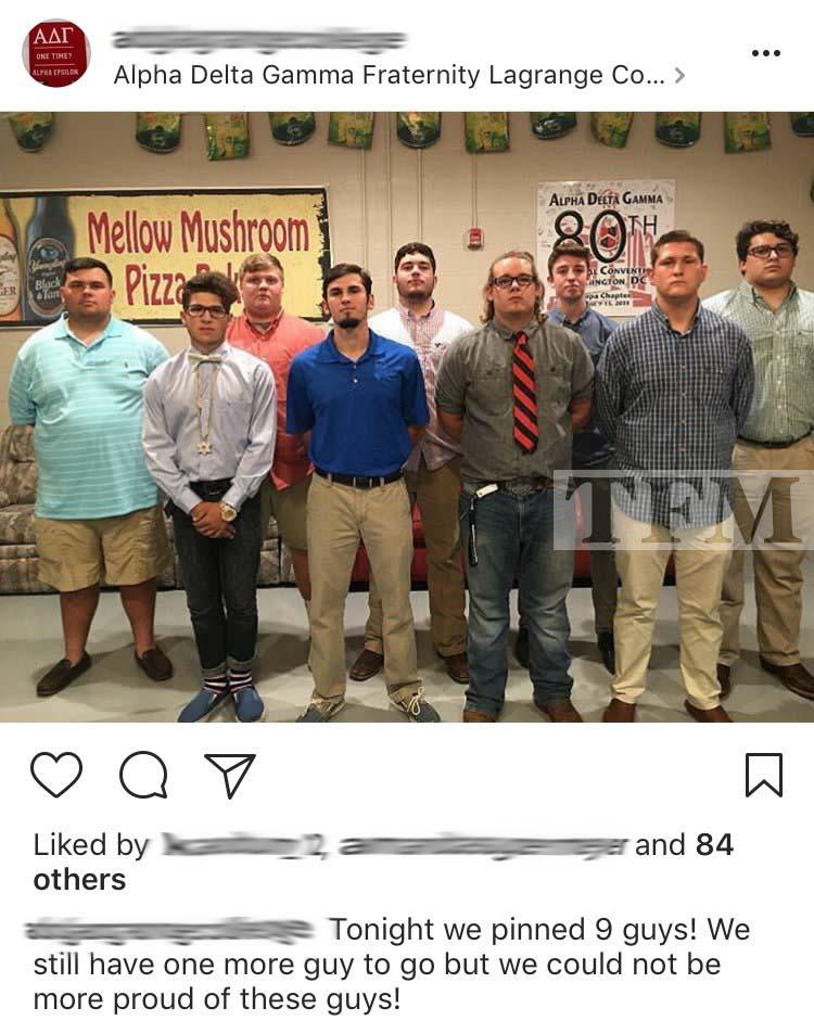 You didn't pin 9 guys; you pinned 9 goobers.