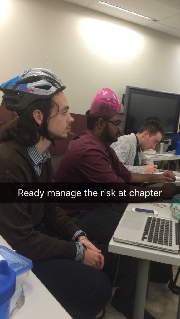 That is one way to manage risk.