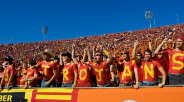gambling college football usc trojans