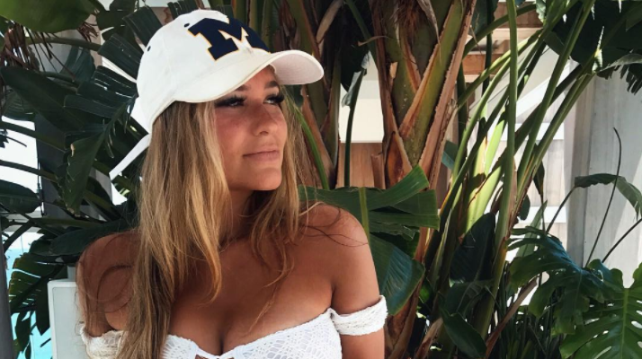 jen flaum aaron judge girlfriend