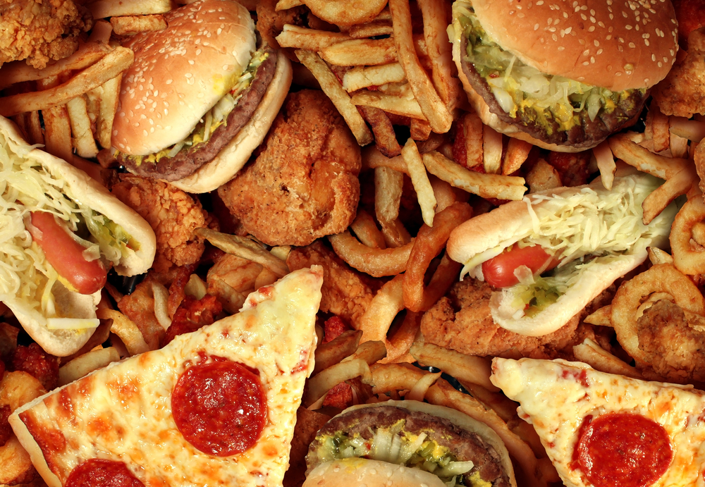 drunk food bad food