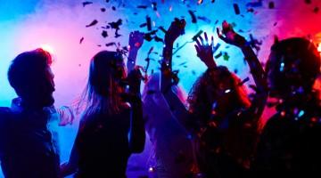 MIT Phi Delt nightclub