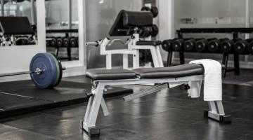 weight room college freshman