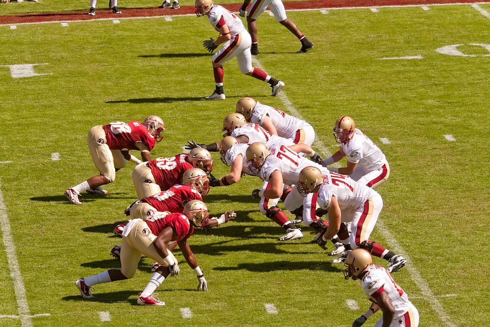 boston college football scandal