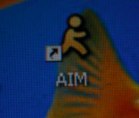 aim aol instant messenger