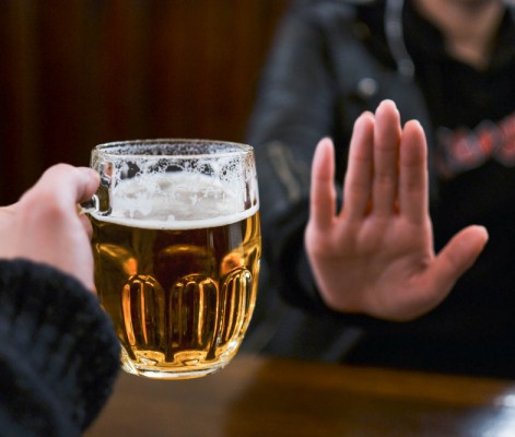 americans drink less alcohol