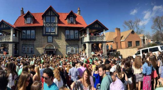 greek week fraternity