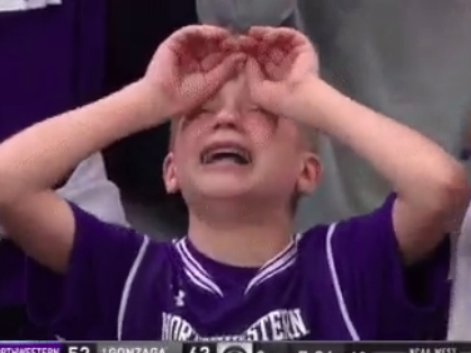 crying kid
