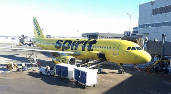 spirit airlines college visit