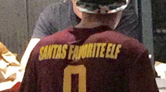 sports game attire