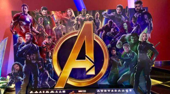 the avengers fraternity