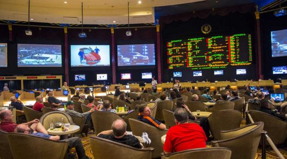 sports gambling legal