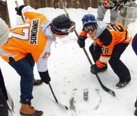 college lacrosse ice hockey binge drinking