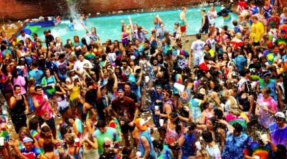 freshman first party